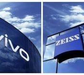 Vivo s'associe à Zeiss pour ses smartphones haut de gamme