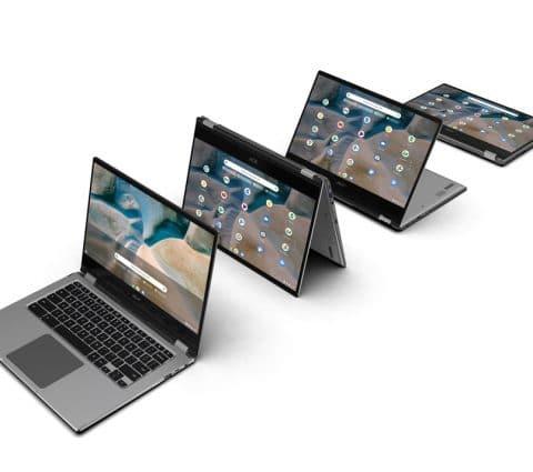 Fin 2020, les ventes de Chromebook se sont envolées