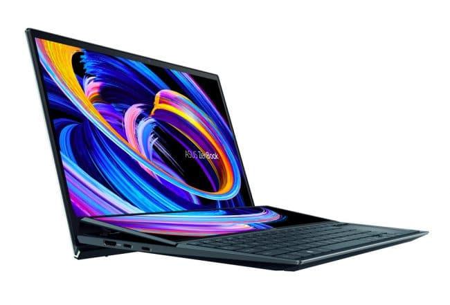 L'Asus ZenBook Duo UX482 © Asus