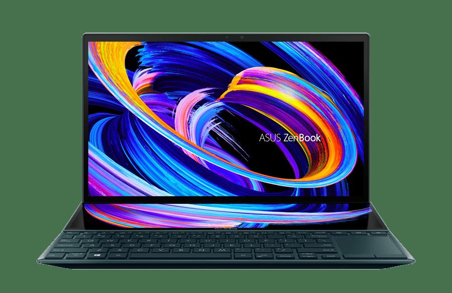test Asus Zenbook Duo UX482