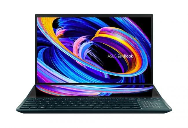 Asus ZenBook Duo Pro UX582