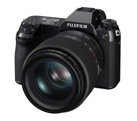 Fujifilm GFX 100S : l'hybride à capteur moyen format de 102 mégapixels se fait compact