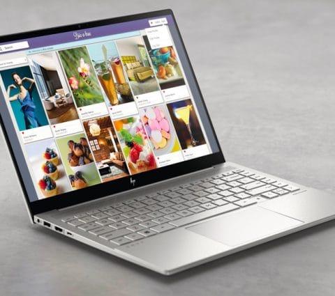 HP Envy 14 : le PC polyvalent se met à jour