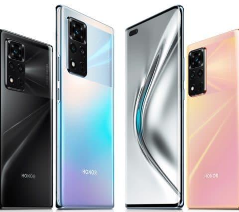 Honor V40 (View 40) : l'ex-marque de Huawei présente son premier smartphone depuis son rachat