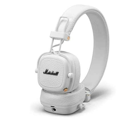 Soldes d'hiver 2021 – Le Marshall Major III Bluetooth à 79,99 euros au lieu de 149,99 euros