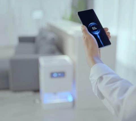 Mi Air Charge : Xiaomi promet de recharger sans fil et à distance vos appareils