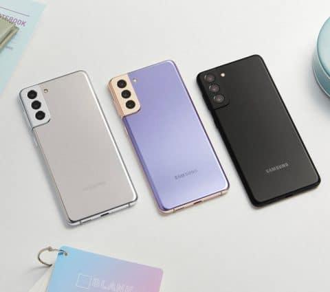 Samsung Galaxy S21, S21+ et S21 Ultra : tout sur les nouveaux smartphones
