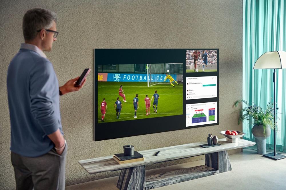 Ces 2021 Samsung Tv