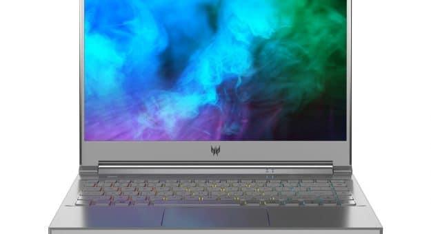 CES 2021 – Acer renouvelle ses PC portables gaming Nitro 5, Triton et Helios