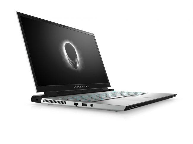 Le Alienware m17 R4 © Dell
