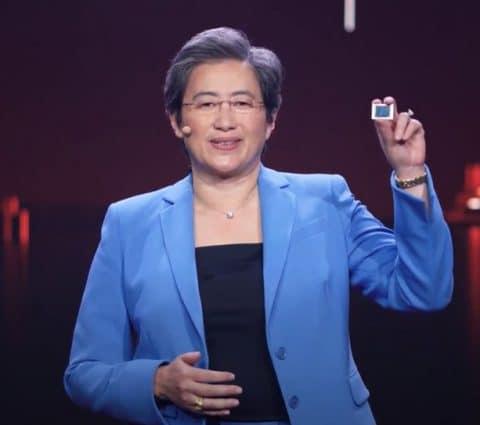 CES 2021 – AMD présente ses processeurs Ryzen 5000 Mobile pour PC portables