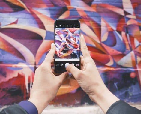 appareil photo smartphone