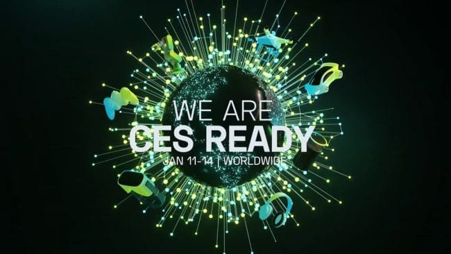 CES 2021 logo