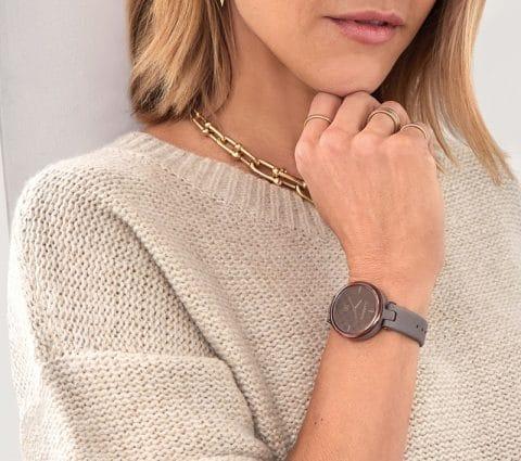 Garmin Lily : une petite montre connectéedédiée aux femmes