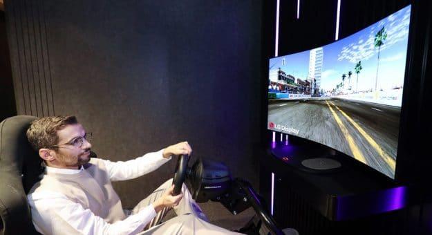 CES 2021 – LG va dévoiler un TV OLED pliant à volonté pour le gaming