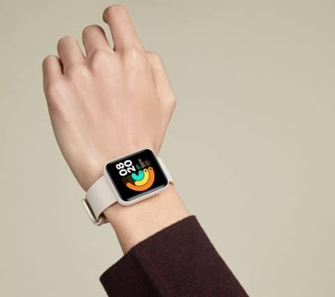Xiaomi lance la Mi Watch Lite et le Mi Smart Speaker en France