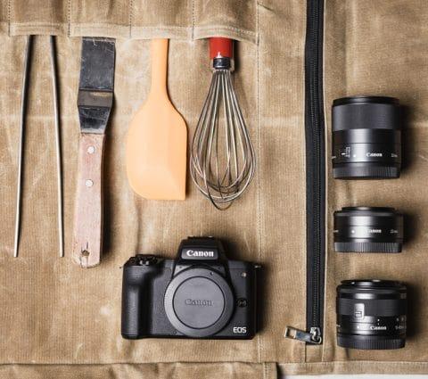 Canon EOS M50 Mark II : l'hybride APS-C se met à l'heure des réseaux sociaux