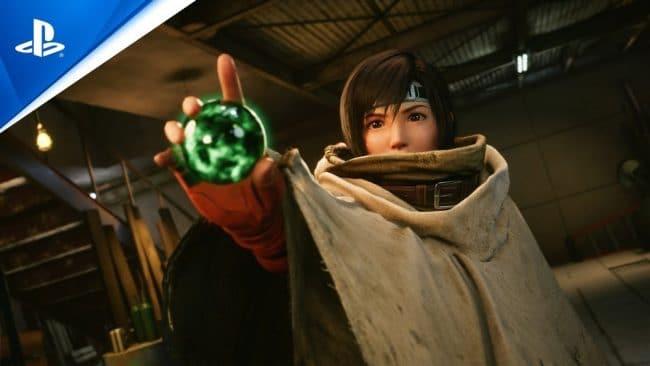 Final Fantasy VII Remake Intergrade © Sony Interactive Entertainement