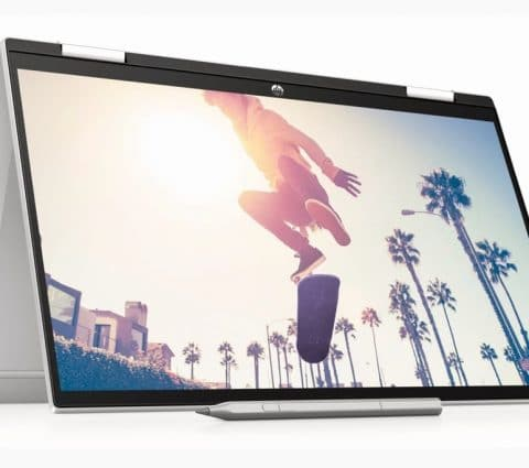 Les HP Pavilion x360 14 et 15″ s'équipent de processeurs Intel Tiger Lake