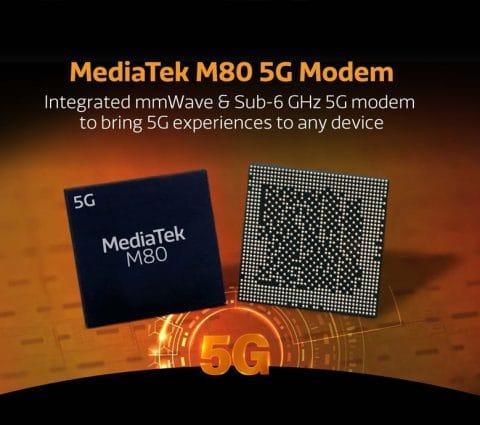 MediaTek dévoile un modem 5G compatible avec les ondes millimétriques