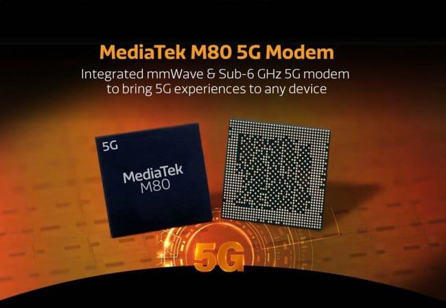 MediaTek M80