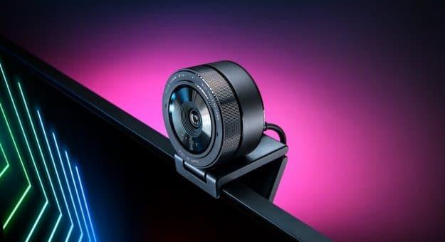Razer Kiyo Pro : pour télétravailleurs et gamers, une nouvelle webcam haut de gamme