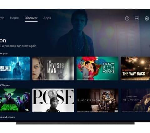 Android TV récupère plusieurs fonctionnalités majeures deGoogleTV