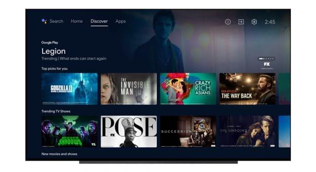 Android TV Découverte