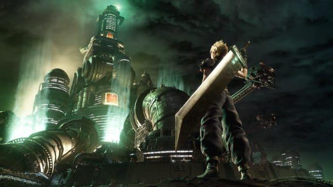 Final Fantasy VII Remake © Square Enix