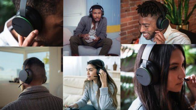 Microsoft Casque sans fil Xbox / Xbox Wireless Headset