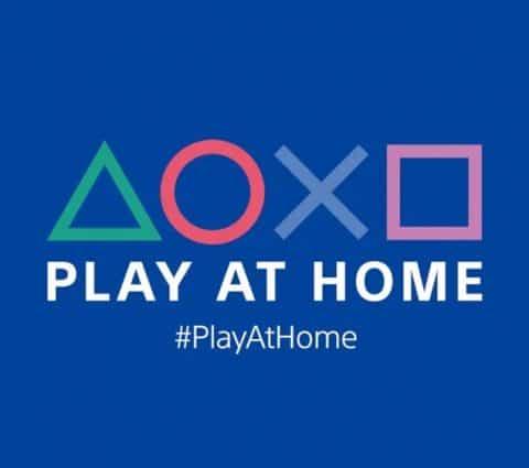 Un an après le premier confinement, Sony relance le programme Play at Home et promet des jeux gratuits