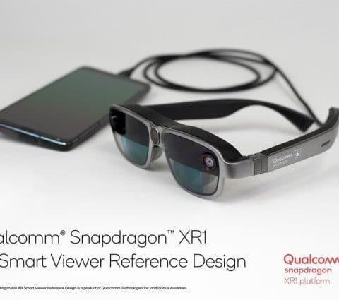 Qualcomm présente un modèle de lunettes de réalité augmentée