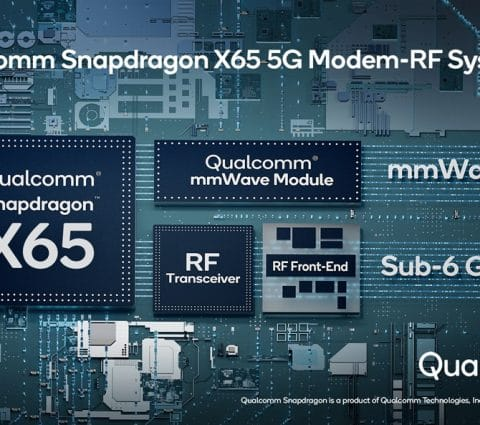 Snapdragon X65 : le nouveau modem 5G de Qualcomm grimpe à 10 Gb/s