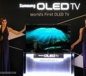 Samsung lancerait ses premiers téléviseurs QD-OLED en 2022