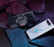 Asus ne dévoile pas un, mais trois ROG Phone 5 pour conquérir les gamers (dès 799 euros)