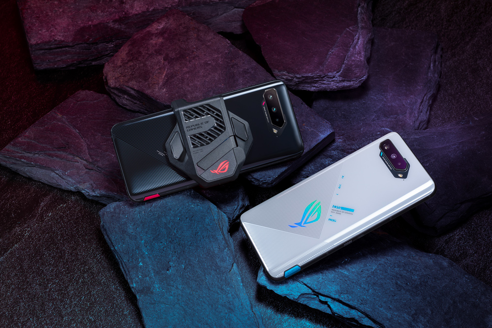 Le top des meilleurs smartphones de gaming en 2021 - Asus Rog Phone 5