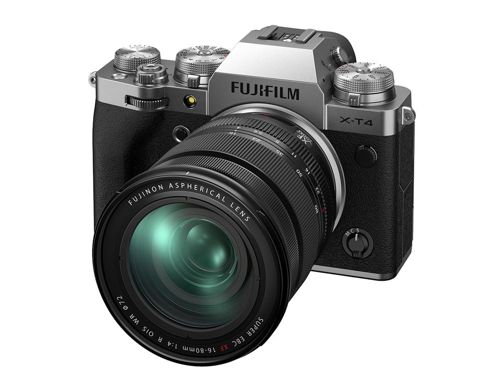 test Fujifilm X-T4