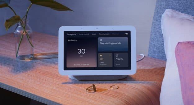 Google Nest Hub 2e génération : l'écran connecté met le cap sur le suivi du sommeil