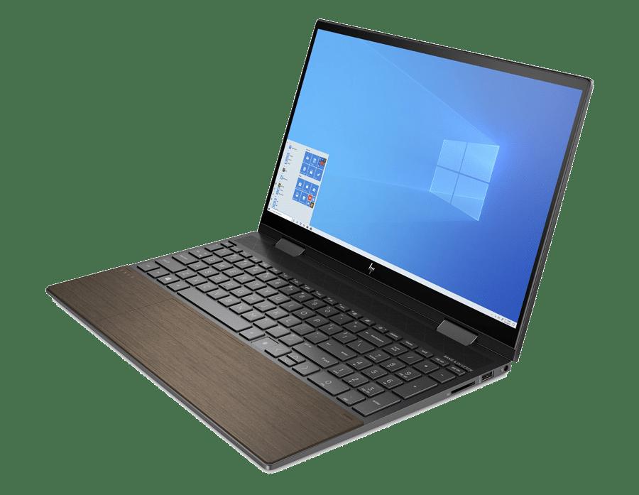 test HP Envy X360 15-ED1013NF