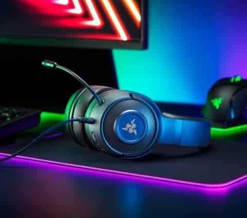 Razer Kraken V3 X : le casque gaming léger qui veut envoyer du lourd