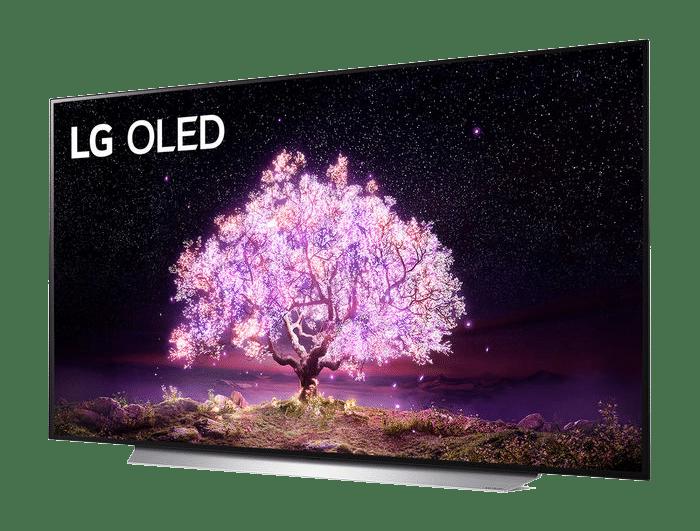 test LG OLED 48C15LA