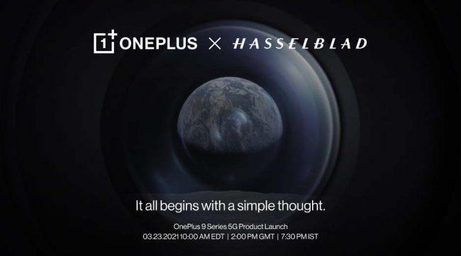 OnePlus Hasselblad OnePlus 9