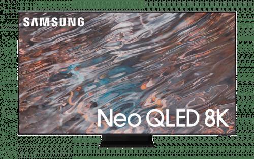 Test Labo du Samsung QE65QN800 : le contraste du Neo QLED pour profiter d'images 8K
