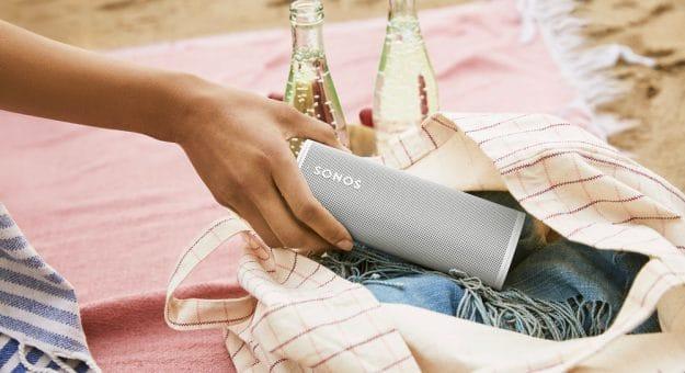Sonos Roam : la première enceinte vraiment nomade de Sonos veut se rendre indispensable en extérieur et en intérieur