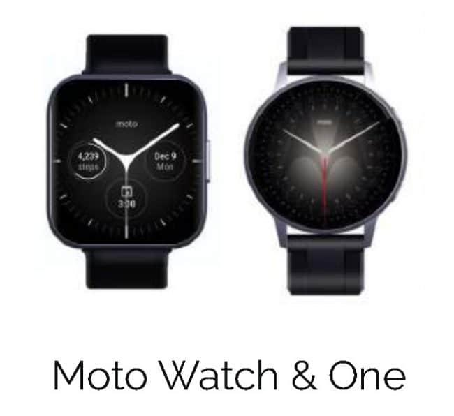 Moto G Smartwatch