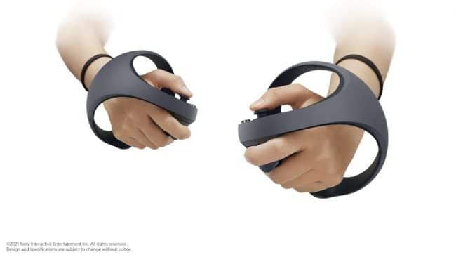 Les manettes du prochain PSVR ont été officialisés © Sony Interactive Entertainment
