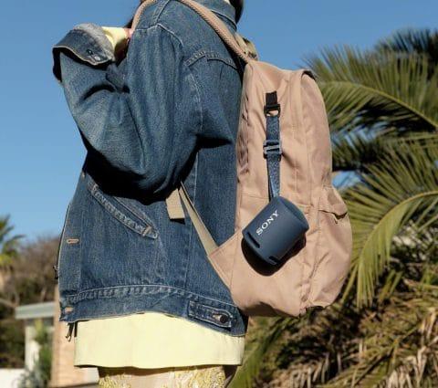Sony SRS-XB13 : la nouvelle enceinte est ultra-nomade et très abordable