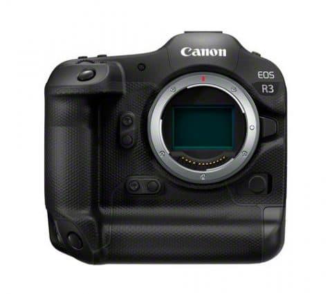 Canon EOS R3 : l'appareil hybride plein format professionnel est en développement
