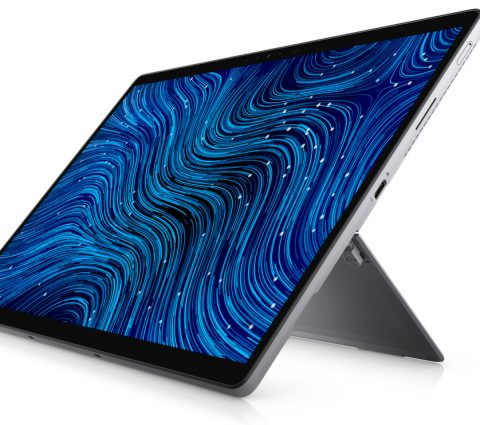Dell Latitude 7320 détachable : une tablette inspirée de la Surface Pro