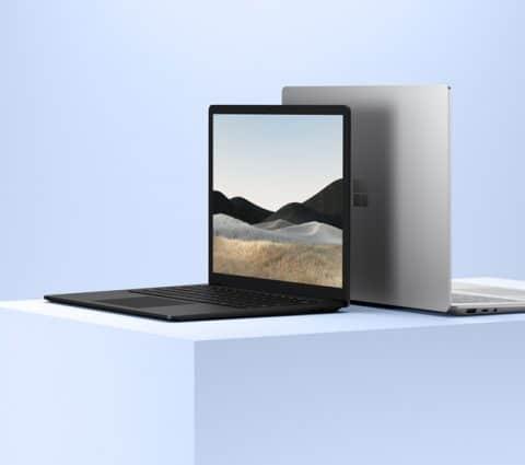 Microsoft part à la conquête des télétravailleurs avec ses Surface Laptop 4